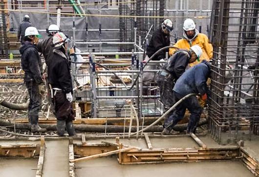 株式会社岡﨑工業のコンクリート工事