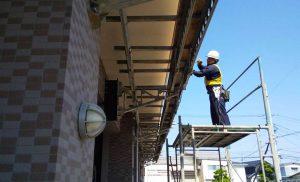 工事施工開始-ナイスブライトピア高砂--006