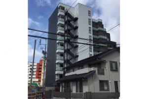 施行実績 建築工事 18 新寺9Fマンション新築工事 002