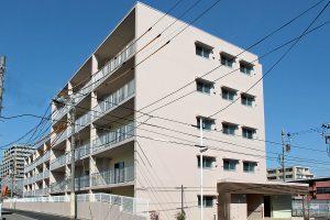 施行実績 建築工事 10 仙台市幸町第三復興 公営住宅新築工事 003