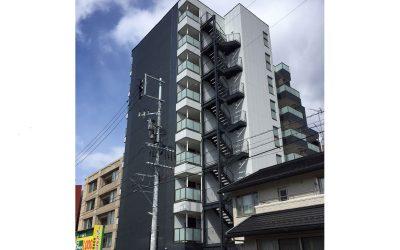 施行実績 建築工事 18 新寺9Fマンション新築工事 001