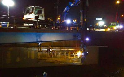 工事施工開始-相双地区橋梁補修工事(前田川橋)--001