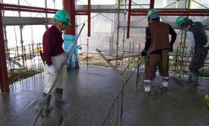 工事施工中-今野畜産店舗併用食肉加工工場新築工事--004