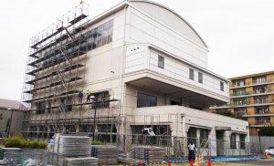 工事施工開始-幸町市民センター改修工事--002